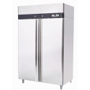 MBF 8114 INOX freezer with double door sc