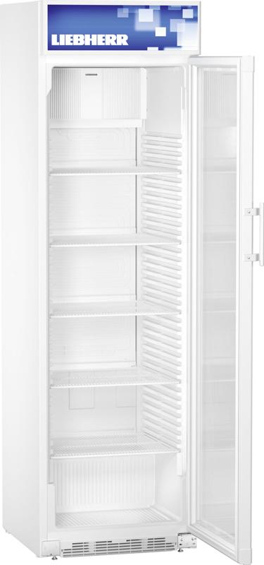 FKDv 4213 - Üvegajtós hűtővitrin