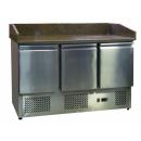 Masă frigorifică pentru preparare pizza (produs resigilat) | ESL 3852