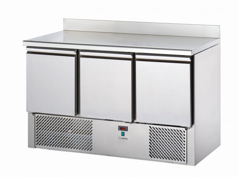 Masă refrigerată | SL03AL GN 1/1