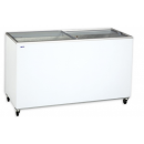 Ladă congelatoare cu capac transparent glisant (produs resigilat) | UDD 500 SCG