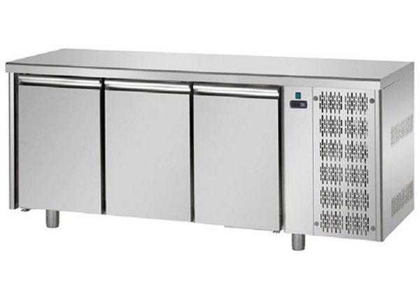 TF03EKOGN | Masă de lucru refrigerată