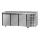 TP03MID - Confectionery refrigerated worktable (600x400) with granite working top