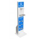 SMART STAND Hygiene - Self-service and contact-free hygiene point