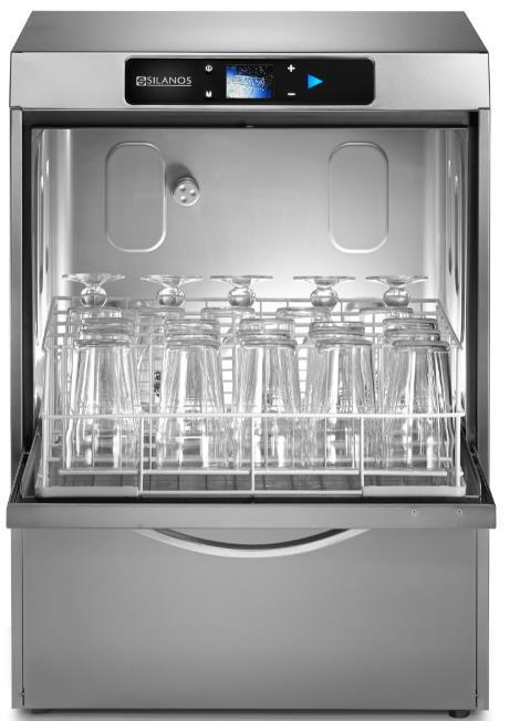 Mașină de spălat cu sistem de dezinfectare | SECURA A060 SINGLE