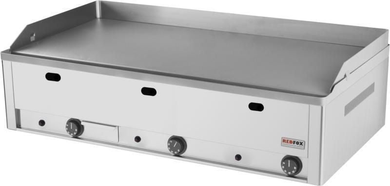 Grătar pe gaz cu suprafața netedă | FTH 90 G