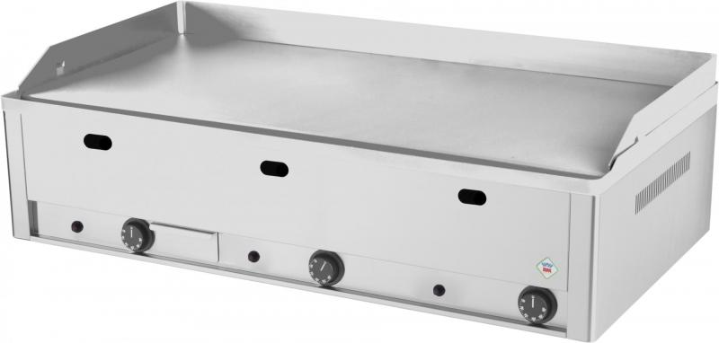 FTHC 90 G - Gas grill-chromed