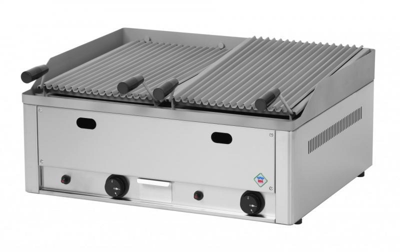 GL 60 GS - Gas lava stone grill