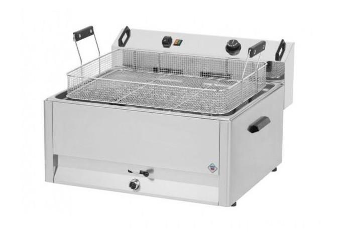 FE 60 T - Electric fryer