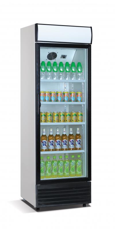 Vitrină frigorifică verticală LG-350F resigilat