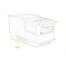 LMO-2 60 Monaco - Refrigerating counter top display cabinet