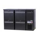 DCL-55 MU/VS - Bar cooler with 4 different drawers