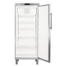 GKv 5760 - Hűtőszekrény rozsdamentes külsővel