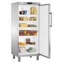 GKv 5760 - Refrigerator with stainless steel case
