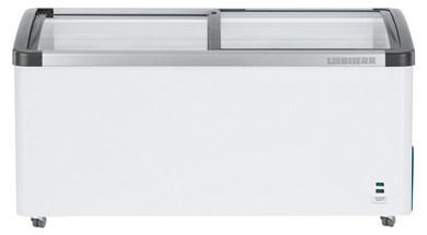 Ladă congelatoare cu capac înclinat din sticlă LIEBHERR | EFI 4853