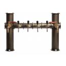 Coloană de bere pentru 5-12 robineți | Oltec Bridge