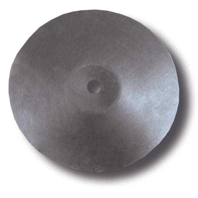 Reinforcement disc in aluminium 120 mm
