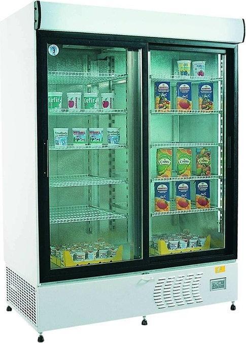 Vitrină frigorifică verticală | WS140SR resigilat
