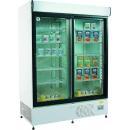 Csúszó üvegajtós hűtővitrin | WS140SR