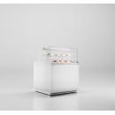 Vitrină frigorifică de cofetărie | LCV Volans 02 0,9