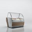 LMS Sagitta 1,4 - Ice cream counter with 16 jars