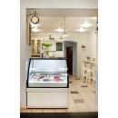 LMS Sagitta 2,2 Ice cream counter with 24 jars