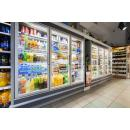 SCI Indus 04 1,56 - Refrigerated wall cabinet with 2 doors