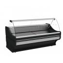 Counter with curved glass WCh-6/1B-1,0/1,1 WEGA (V)