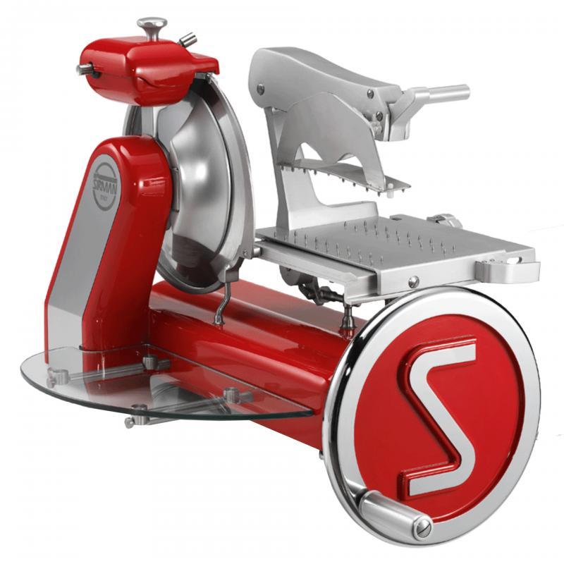 Anniversario 300 - Flywheel slicer machine