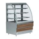 Vitrină frigorifică de cofetărie | LCC Carina 02 0,6