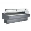 Vitrină frigorifică orizontală cu geam curbat | LCD Dorado 1,2