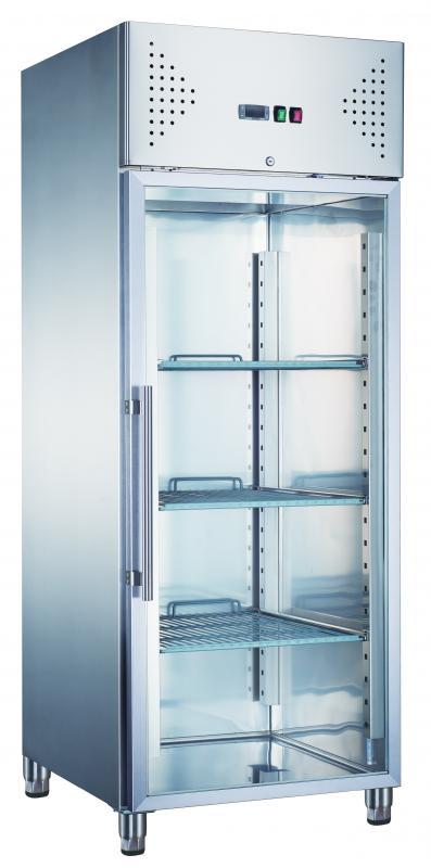 KH-GN650BTG | Glass door freezer