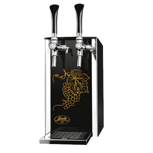 PYGMY 25/K Exclusive 2 tap - Borhűtő