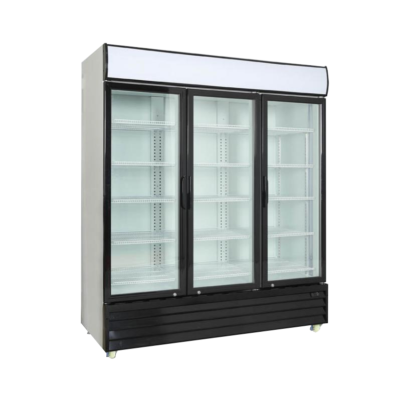 Vitrină frigorifică verticală |SD 1501-1 H
