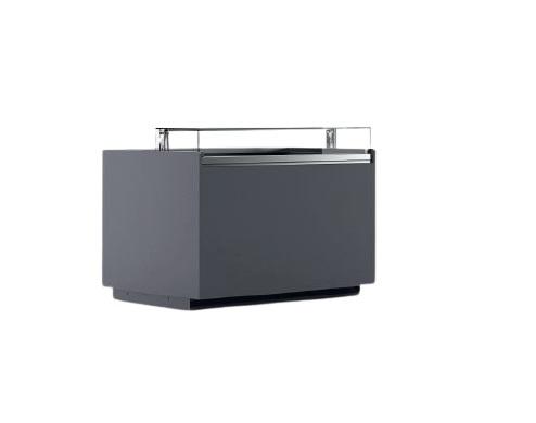 Vitrină frigorifică pentru ciocolată (produs resigilat) | LCV VOLANS 02 CHOCO 0.9