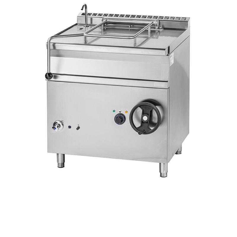 GBS80.98 INOX | Gázüzemű billenőserpenyő