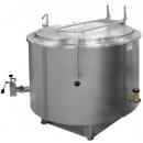 RKD-301 | Steam fixed cilyndrical boiling Pan