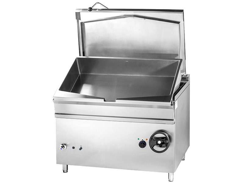 GBS120.912 INOX | Gas Braising pan