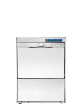 DS 50 T - Glass and dishwasher