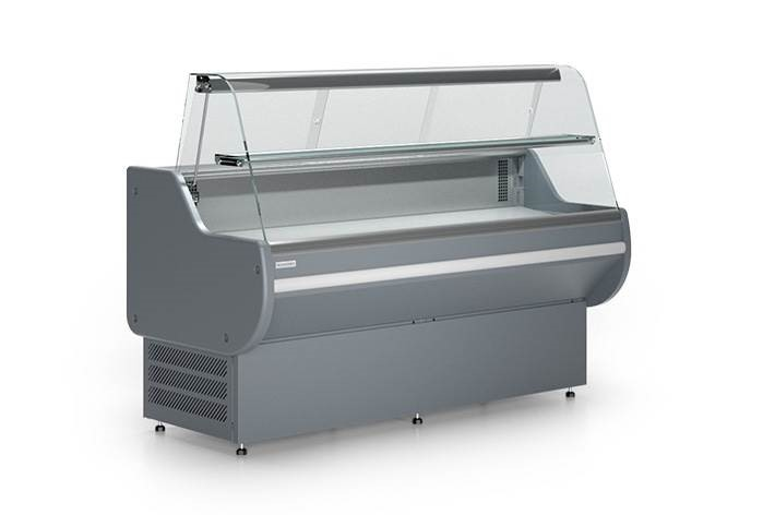 LCG Gemini SL 1,0 Counter with curved glass