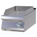 FTHC 704 E - Elektromos szeletsütő sima sütőfelülettel - krómozott