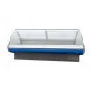 Hajlított üvegű csemegepult | ASPEN 2500