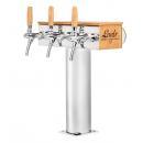 T Grand | 3-5 ways beer tower oak