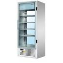 CC 635 GD+ (SCH 402) INOX - Rozsdamentes hűtővitrin