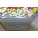 Vitrină frigorifică de colţ exterior 90° | LCT Tucana 01 EXT90