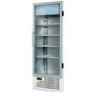 CC 635 GD (SCH 401) INOX - Üvegajtós, rozsdamentes hűtővitrin