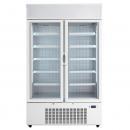 Vitrină verticală congelatoare cu 2 uși | KF 992 E