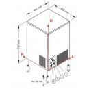 Mașină cuburi de gheață | SL 90