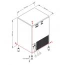 Mașină cuburi de gheață | SL 260