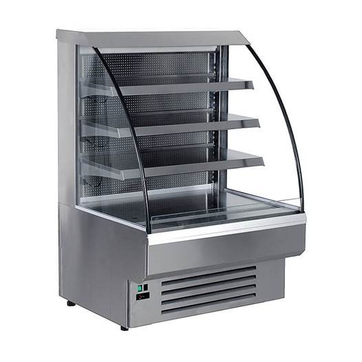 Self-service hot display case | R-1 BG/O 90/GR Bergen